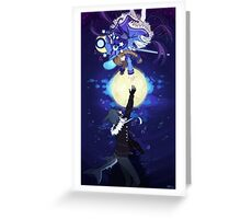 Wadanohara - Let Nothing Take You Away Greeting Card