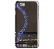 London Eye - England iPhone Case/Skin