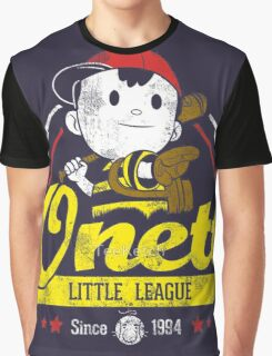 Onett little league Graphic T-Shirt