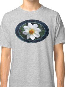 She Wore Blue Velvet ~ Dahlia Classic T-Shirt