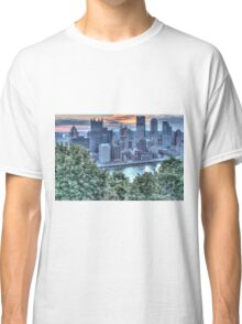 Pittsburgh Skyscrapers Classic T-Shirt