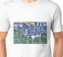 Pittsburgh Skyscrapers Unisex T-Shirt