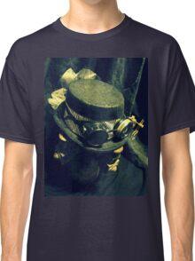 Steampunk Ladies Hat 1.2 Classic T-Shirt