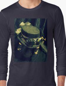 Steampunk Ladies Hat 1.2 Long Sleeve T-Shirt
