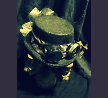 Steampunk Ladies Hat 1.2 T-Shirt