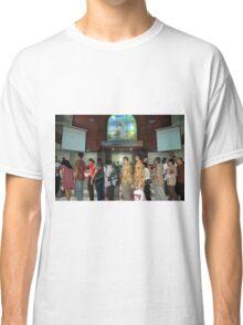 church congregants Classic T-Shirt