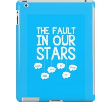 Our Faulty Stars iPad Case/Skin