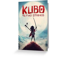 Kubo Movie Greeting Card