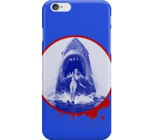 Is That A Shark? Or R U Just Happy 2 C Me iPhone Case/Skin