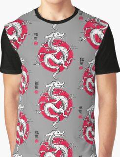 Ink Fukuryu Graphic T-Shirt