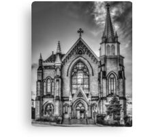 Saint Mary of the Mount Canvas Print