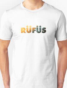 RUFUS / RÜFÜS DU SOL   2016 Unisex T-Shirt