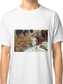 family portrait Classic T-Shirt