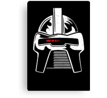 Cylon - Battlestar Galactica Canvas Print