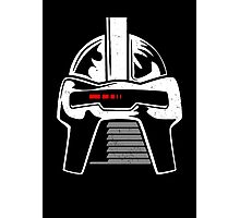 Cylon - Battlestar Galactica Photographic Print
