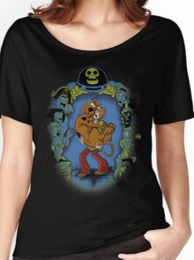 MY CHILDHOOD MONSTERS Women's Relaxed Fit T-Shirt
