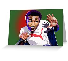 Bino Greeting Card