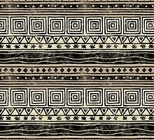 African Geometric Pattern  by ArtVixen