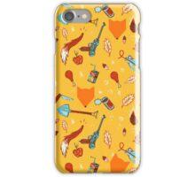 Fantastic Mr. Fox  iPhone Case/Skin