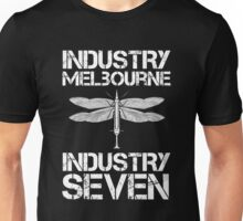 Industry Seven Syringefly Melbourne Unisex T-Shirt