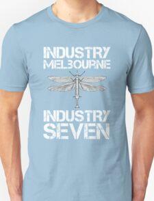 Industry Seven Syringefly Melbourne Unisex T-Shirt