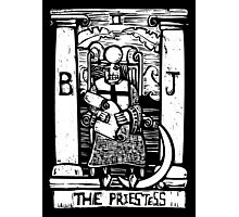 The Priestess  - Tarot Cards - Major Arcana Photographic Print