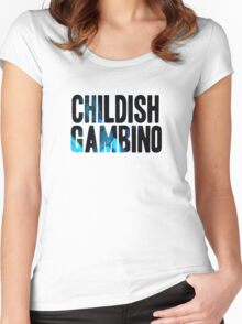 Childish Women's Fitted Scoop T-Shirt
