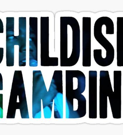 Childish Sticker