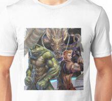 Battletoads & DoubleDragon Unisex T-Shirt