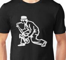 Ska Saxophonist Unisex T-Shirt