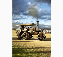 "Fowler 8-ton Steam Road Roller No.18874 ""Lord Jellicoe"" Unisex T-Shirt"