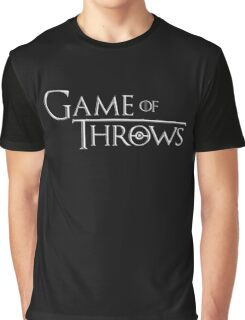 Game of Throws Graphic T-Shirt