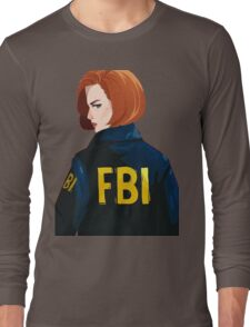 The X-Files Long Sleeve T-Shirt