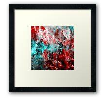 abstract abnormality rb 2 Framed Print