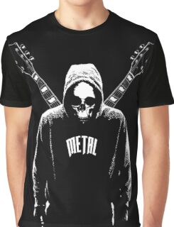 Metal Graphic T-Shirt