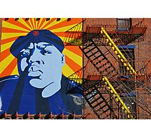 Commandante Biggie Photographic Print