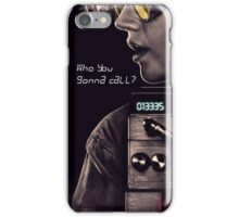 Who you gonna call? Holtzmann iPhone Case/Skin