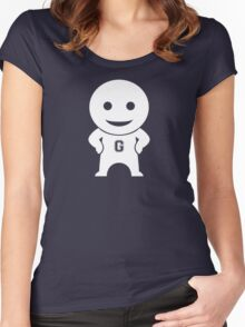 Community - Greendale Comic-Con/Yahoo Inspired Human Beings  Women's Fitted Scoop T-Shirt