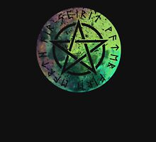 Nordic Runes - Pentacle - Elements - Earth, Fire, Water, Spirit, Air Unisex T-Shirt