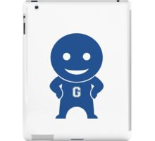 Community - Greendale Comic-Con/Yahoo Inspired Human Beings (BLUE) iPad Case/Skin