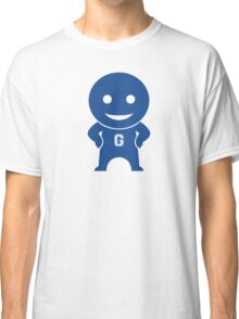 Community - Greendale Comic-Con/Yahoo Inspired Human Beings (BLUE) Classic T-Shirt