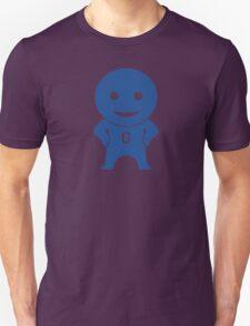 Community - Greendale Comic-Con/Yahoo Inspired Human Beings (BLUE) T-Shirt