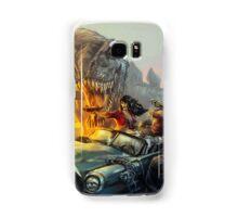 Cadillac & Dinosaurs Samsung Galaxy Case/Skin