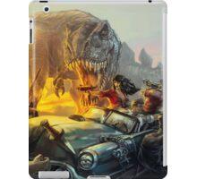 Cadillac & Dinosaurs iPad Case/Skin