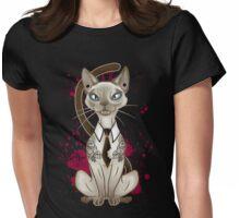Dexter Womens Fitted T-Shirt