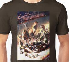 Apocaliptic Dinosaurs Unisex T-Shirt
