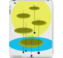 Eames MCM Lily Pad Love iPad Case/Skin