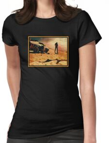 Mad Max Fury Road Womens Fitted T-Shirt