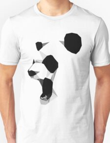 poly graphic panda Unisex T-Shirt