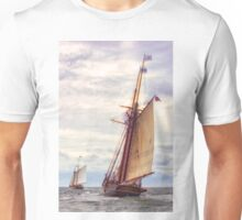 Trailing The Whaler Unisex T-Shirt